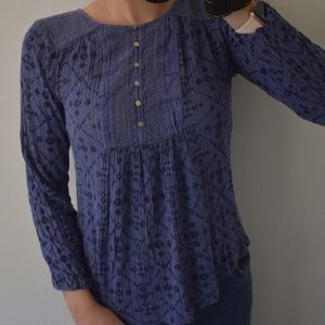 Lucky Brand | Long Sleeve Top